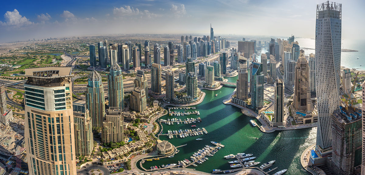 Allt om Dubai