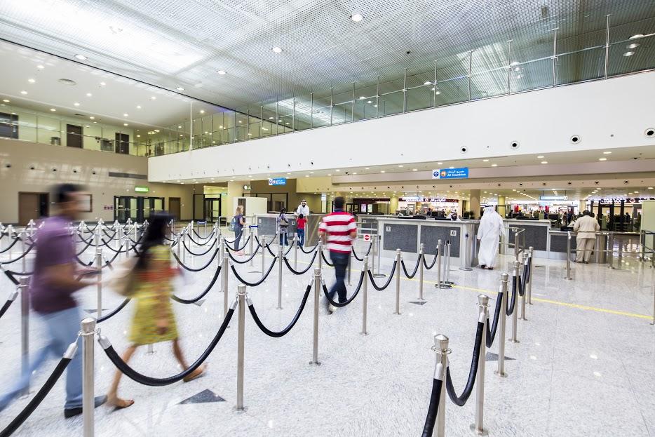 Dubai visum och pass