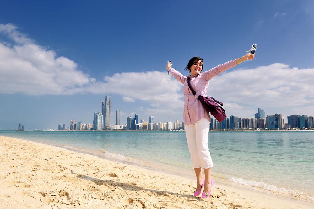 Rätt uppträdande och klädsel i Dubai