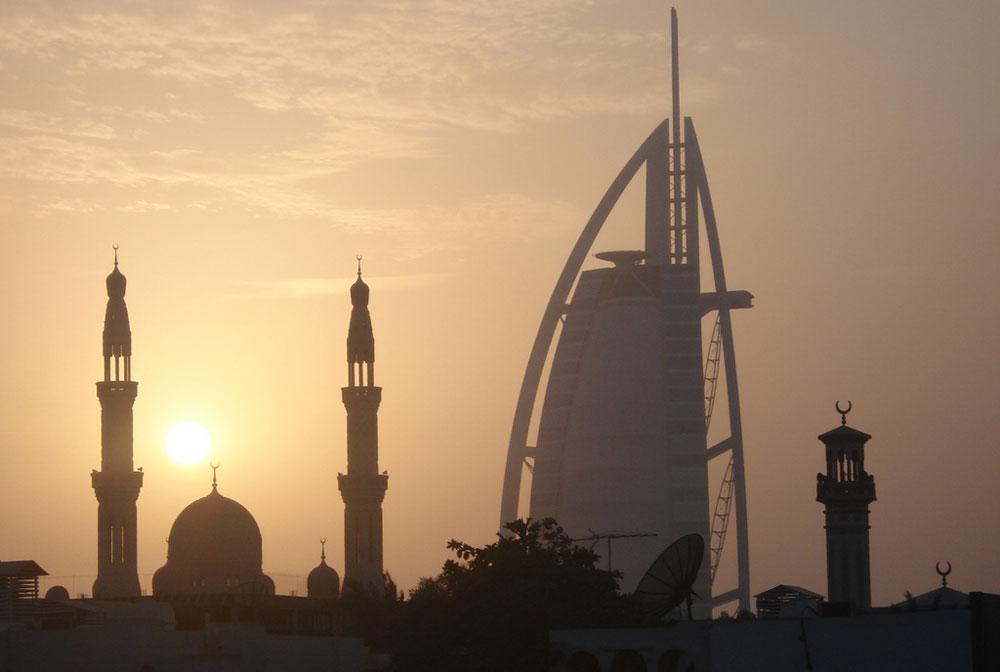 Religion och ramadan i Dubai (Foto: Flickr/landhere)