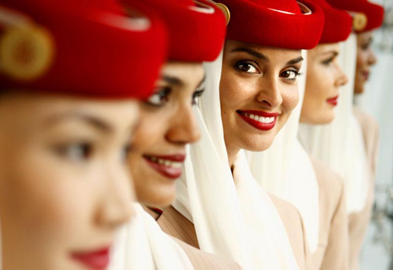 Emirates flyger direkt Dubai – Stockholm