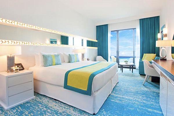 Ocean View Hotel Dubai interior