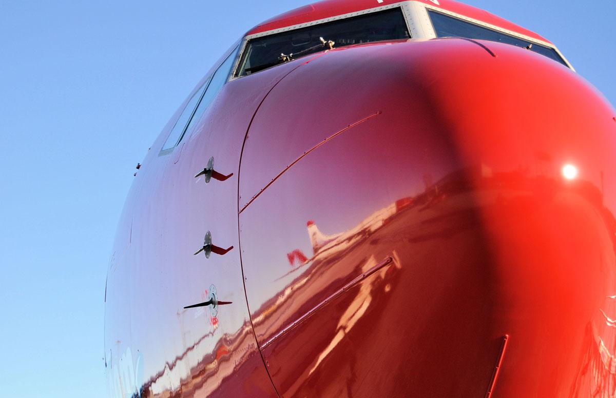 Norwegian dubblar flygen till Dubai