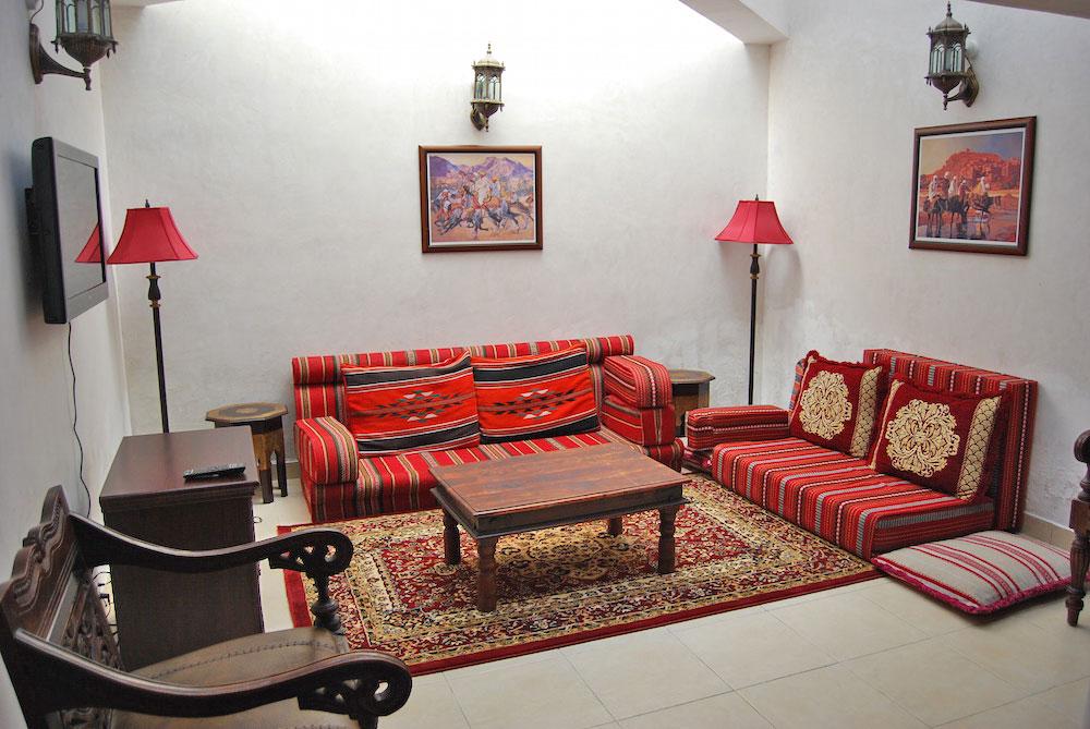 Billigt hotell i Dubai Barjeel Heritage
