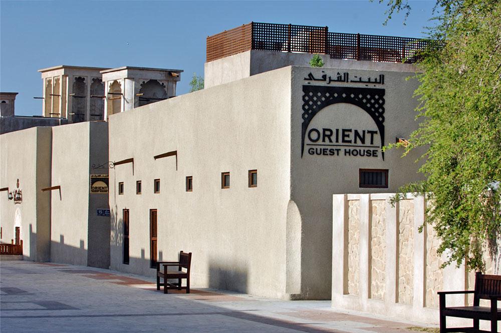 Billiga hotell Dubai Orient Guest House