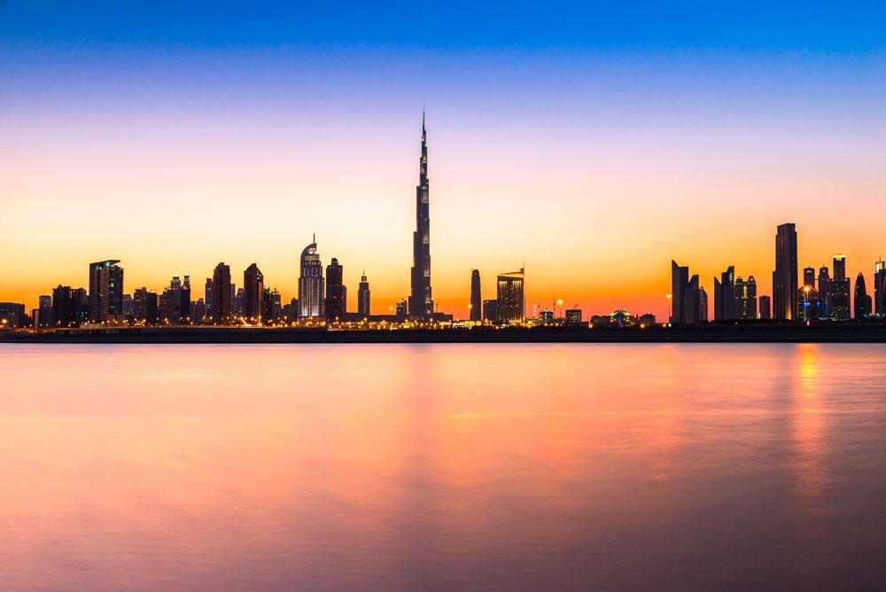 Burj Khalifa (Foto: Dollarphotoclub/Master Lu)
