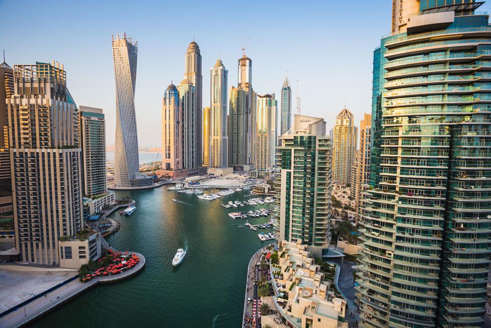 Dubai Marina (Foto: Dollarphotoclub/Oleg Zhukov)