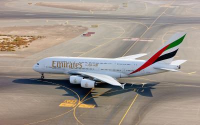Snart flyger du superjumbo till Dubai
