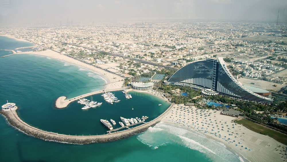 Hotell i Dubai (Foto: Dollarphotoclub/Judith AY)