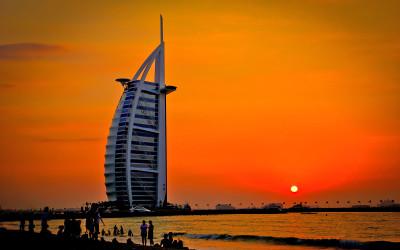 Dubai är världens bästa resmål