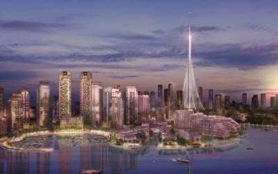 Dubai planerar nytt rekordtorn