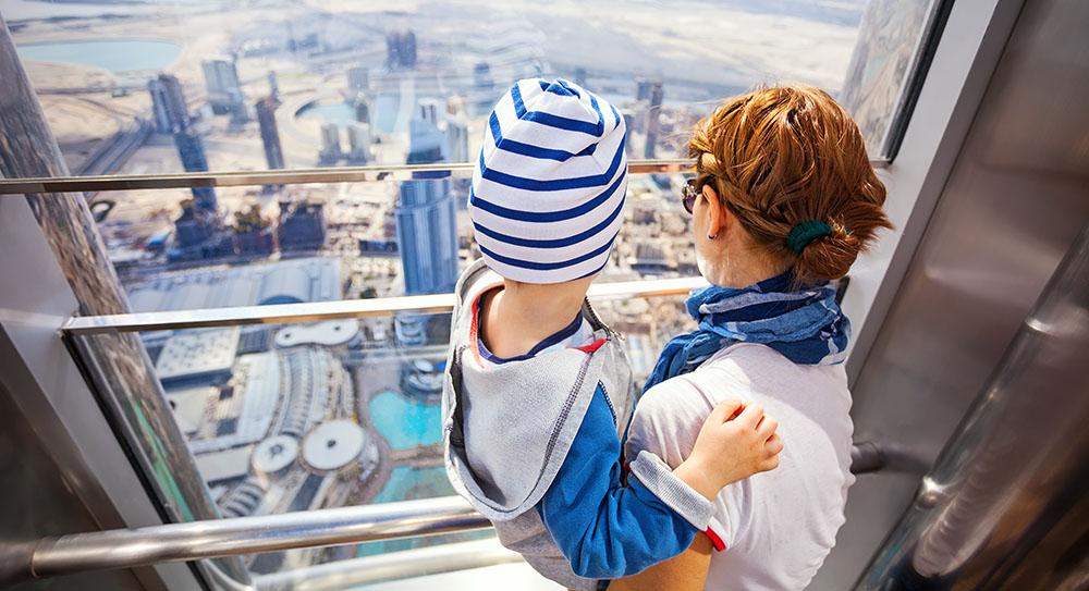 Sevärdheter i Dubai - Burj Khalifa