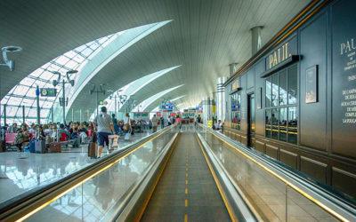 Dubai tar ut avgift av flygresenärer