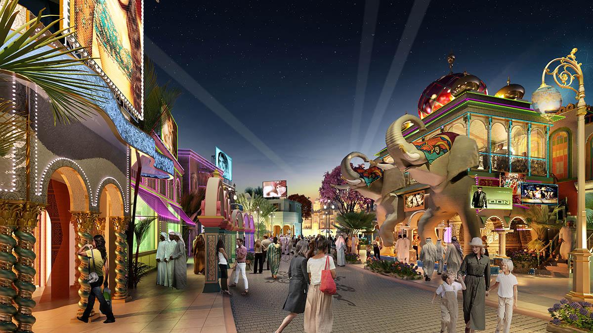 Nöjespark Dubai