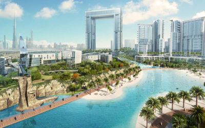 Premiär för nytt projekt – Dubai Canal har öppnats