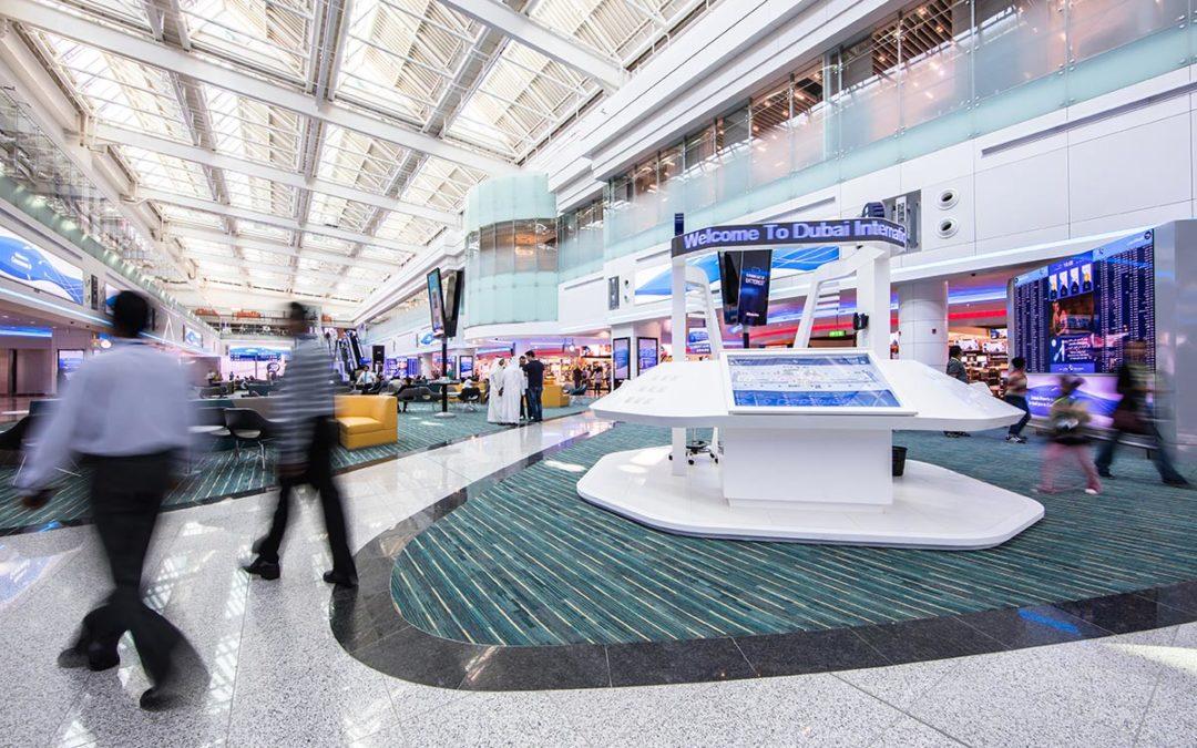 Gratis wifi på Dubais flygplatser