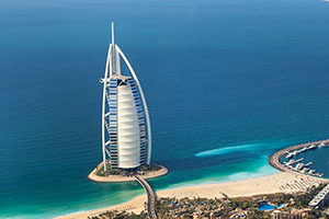 Burj al Arab - tips i Dubai