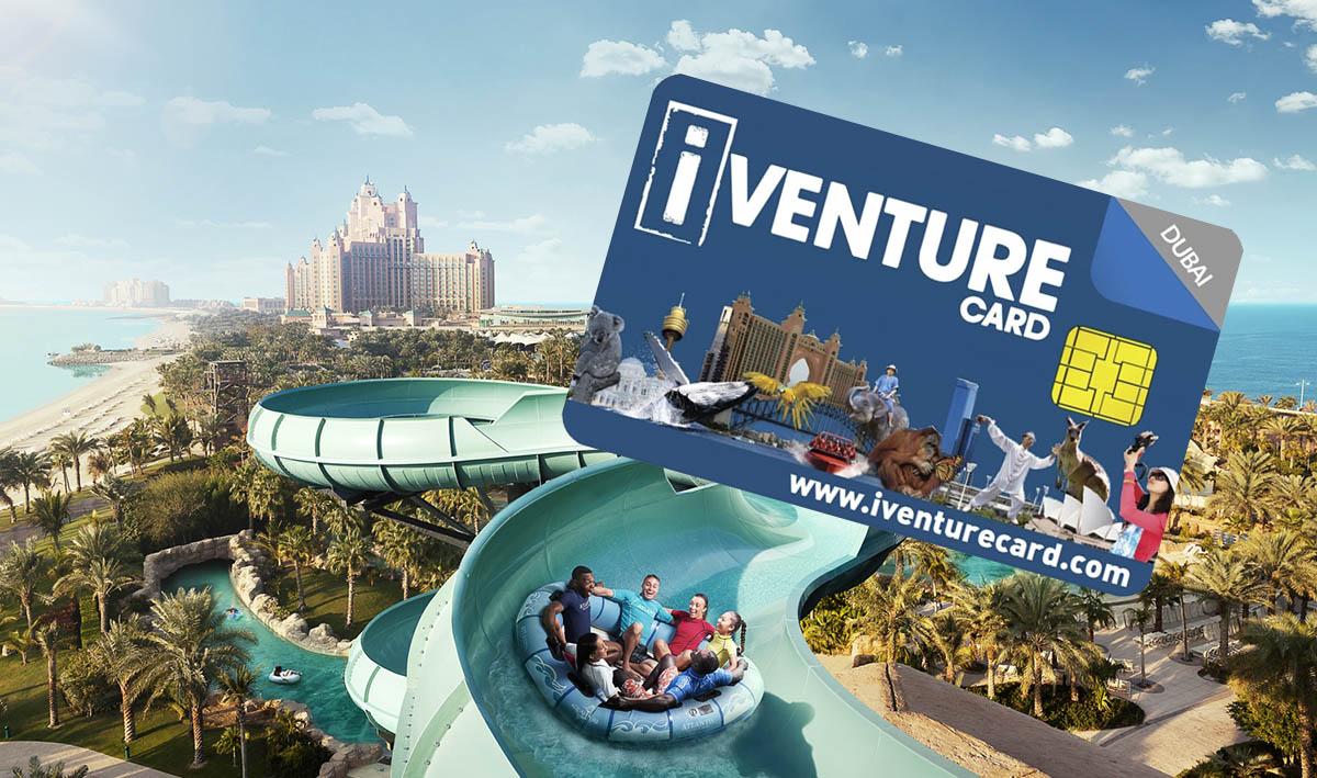 Rabattkort Dubai attraktioner sevärdheter