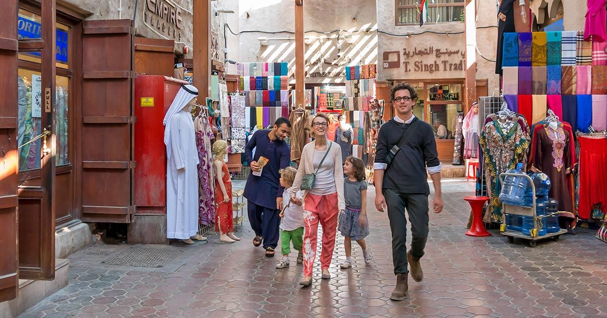 Svenskar till Dubai