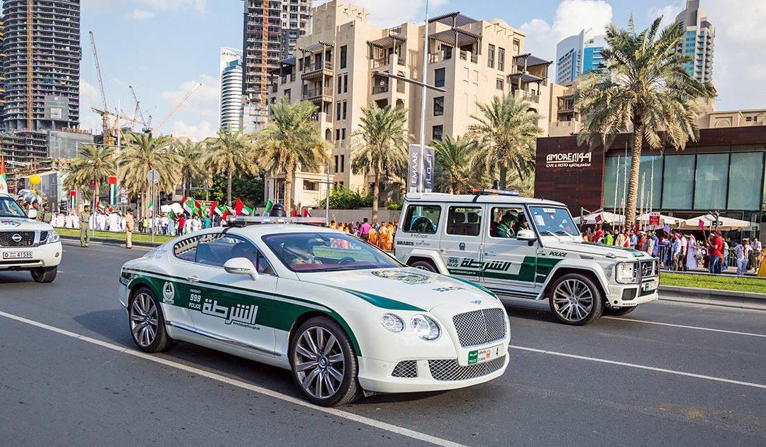 Dubai är ett av världens säkraste resmål