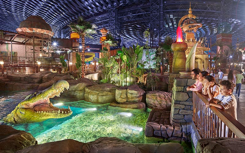 IMG Worlds of Adventure Dubai
