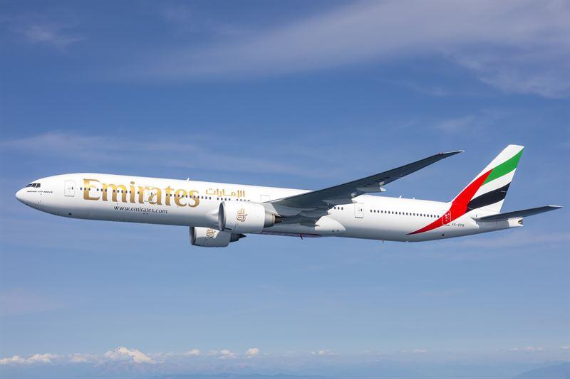 Fler avgångar med Emirates från Arlanda