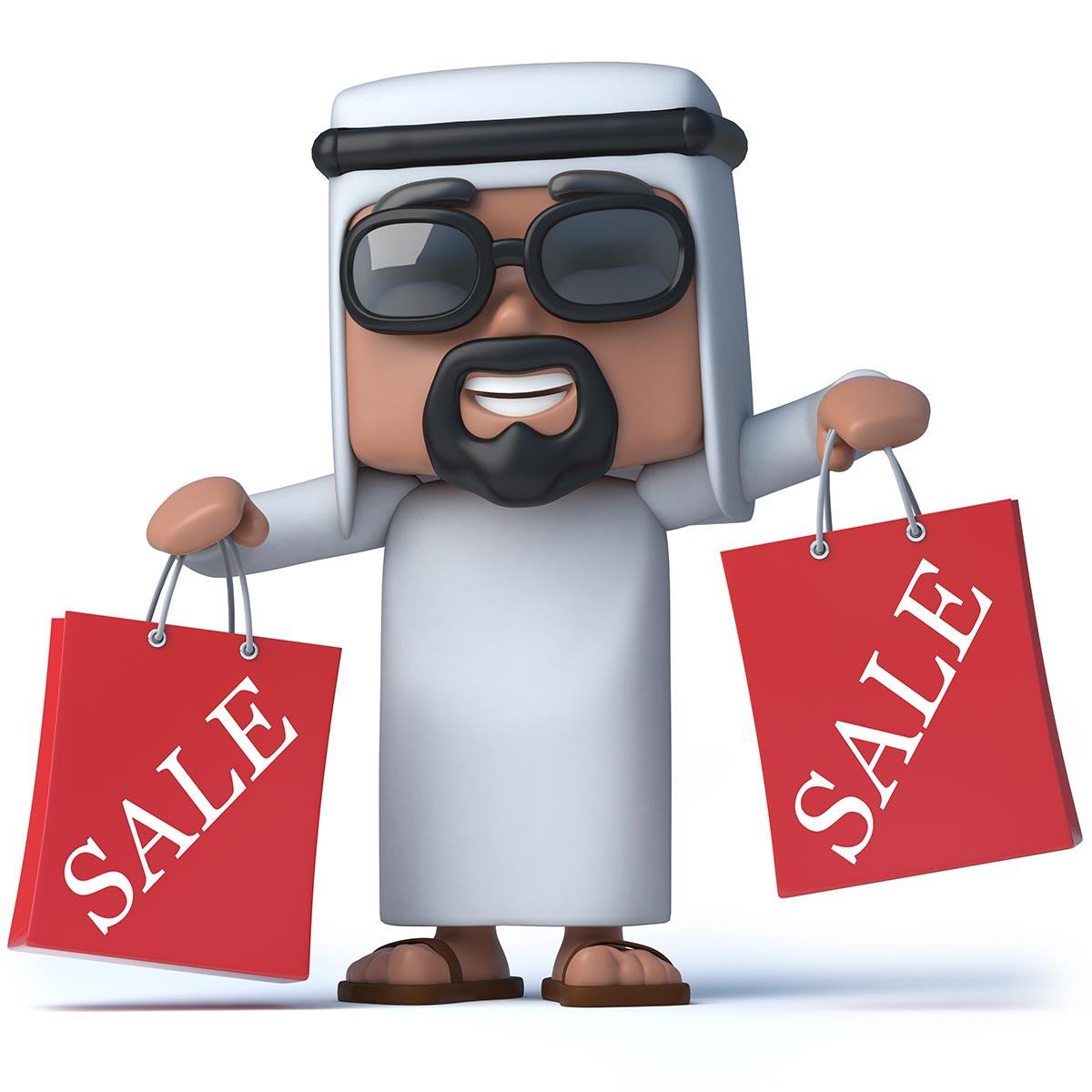 Rea på utflykter och biljetter i Dubai