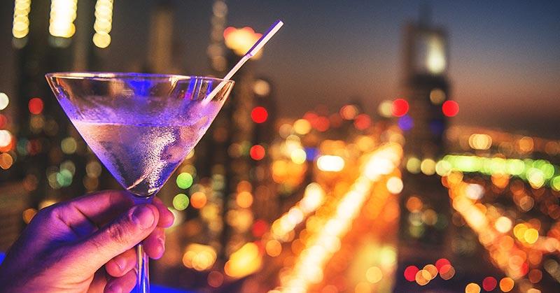 Klubbar och barer i Dubai